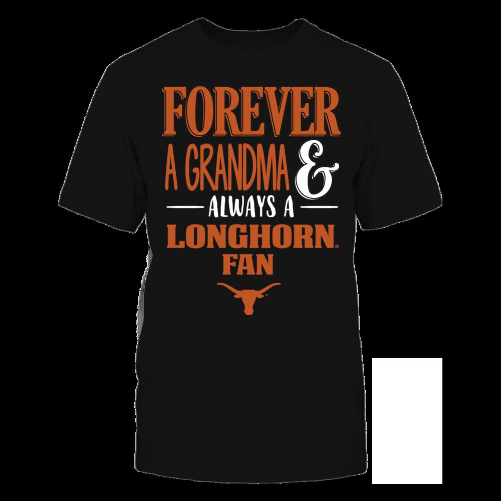 Grandma Longhorn fan Front picture