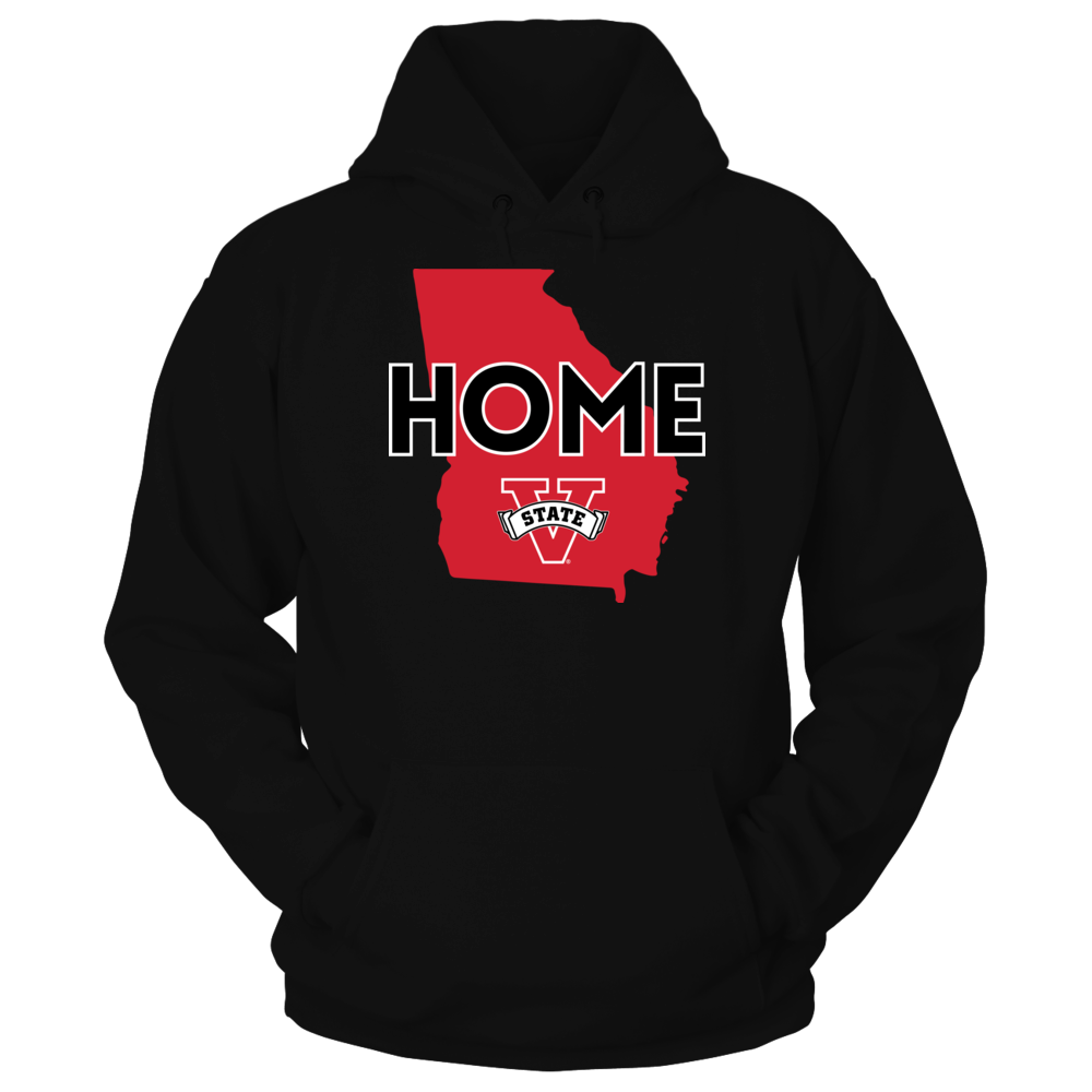 Valdosta State Blazers Valdosta State Blazers - Home With State Outline FanPrint