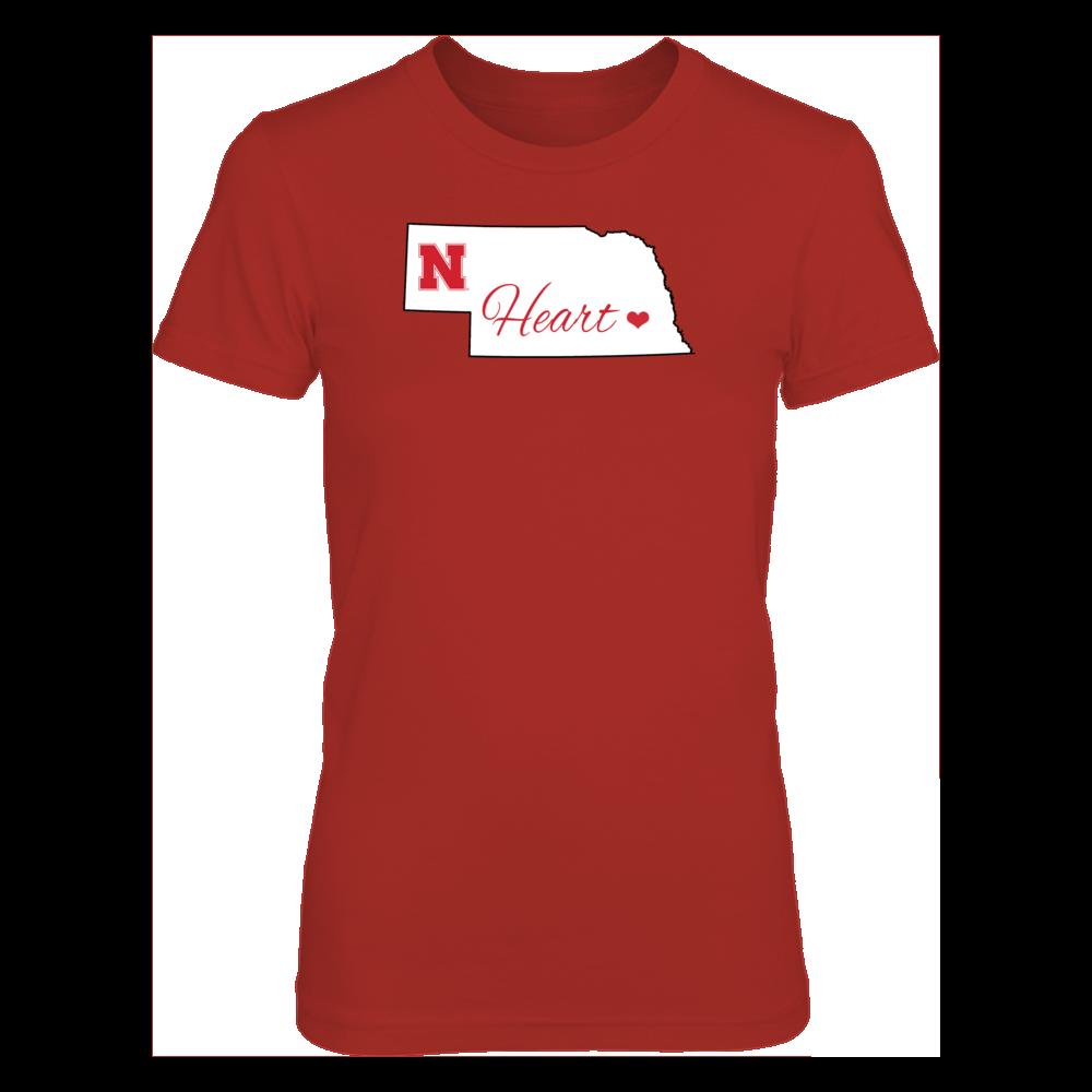 University of Nebraska Gear - Husker Love Shirt Front picture