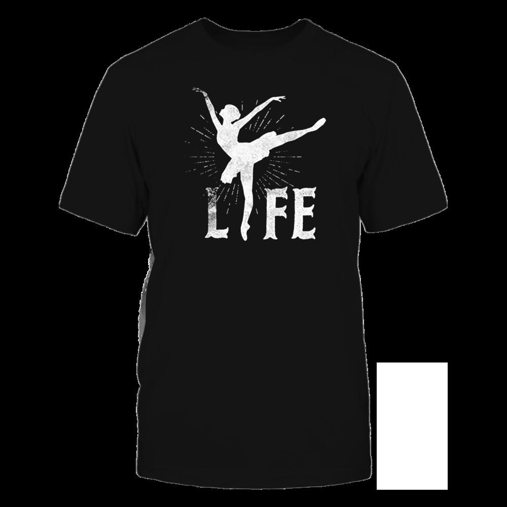 TShirt Hoodie Love Ballet Life T Shirt FanPrint