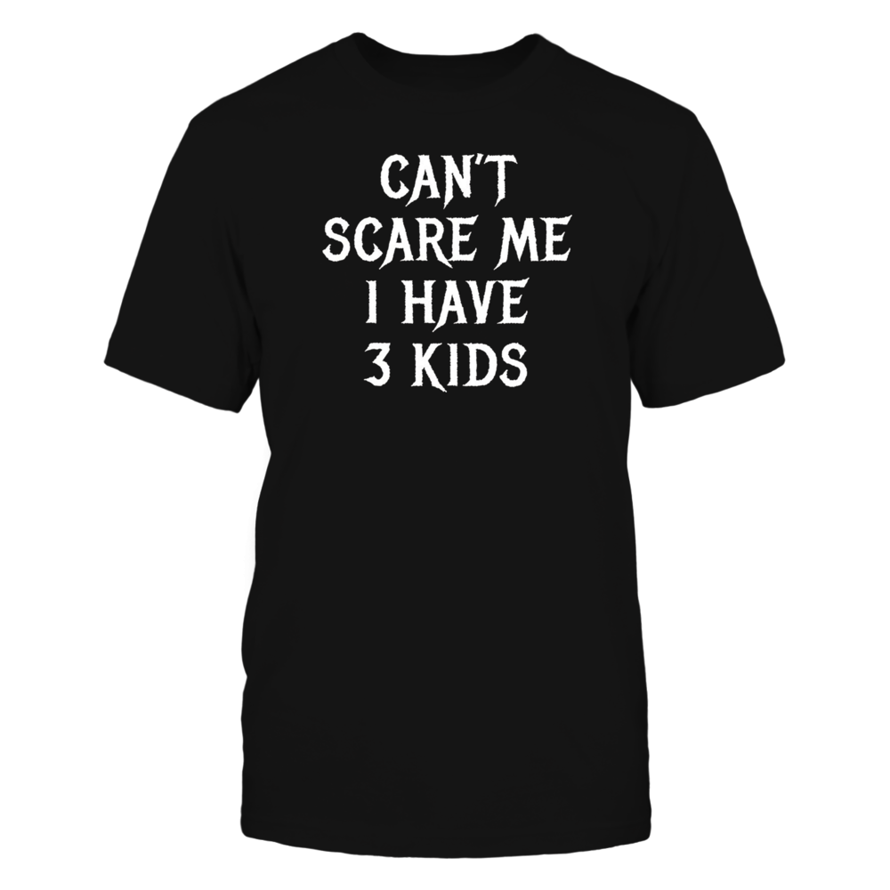 TShirt Hoodie Funny Mom Dad of 3 Kids Halloween FanPrint