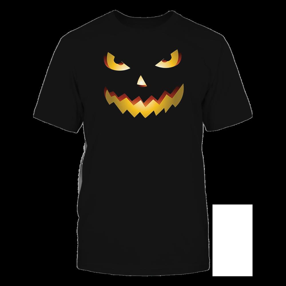 TShirt Hoodie Halloween T Shirt Scary Pumpkin FanPrint