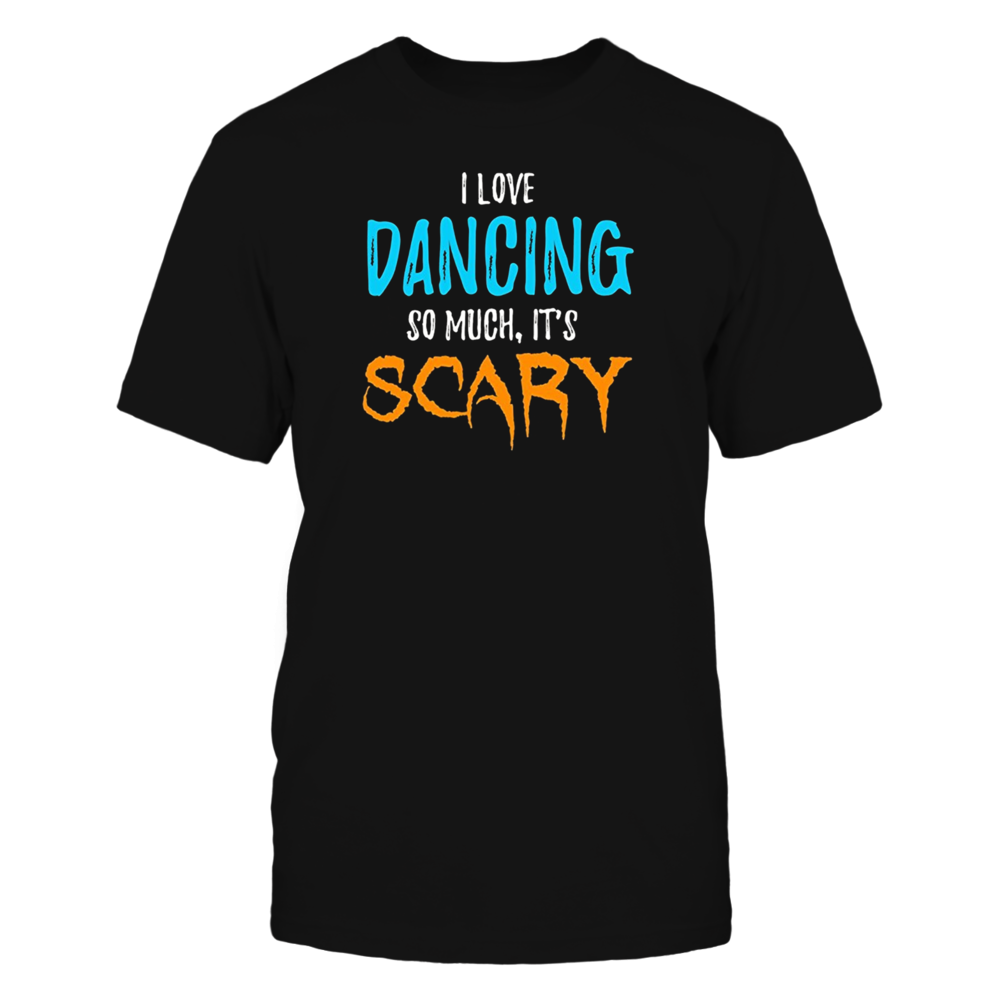 TShirt Hoodie I Love Dancing T-Shirt FanPrint