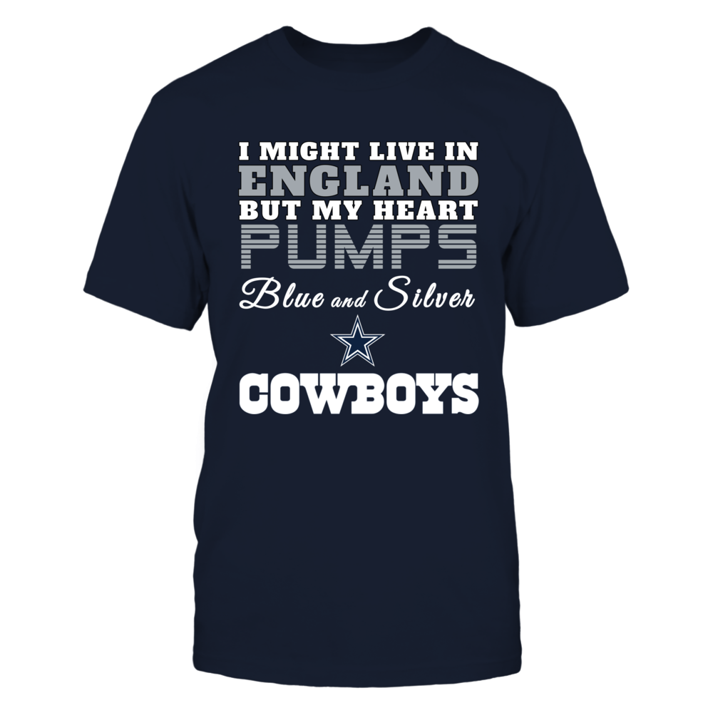 Dallas Cowboys, England Fan Front picture