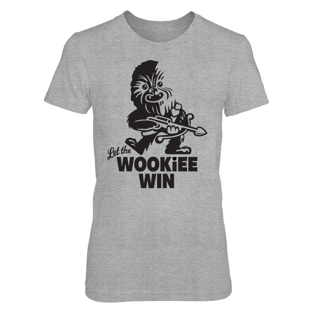 Star Wars - Let The Wookie Win Front picture