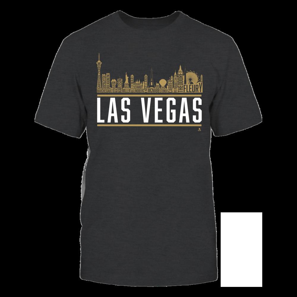 Marc-Andre Fleury Las Vegas Skyline FanPrint