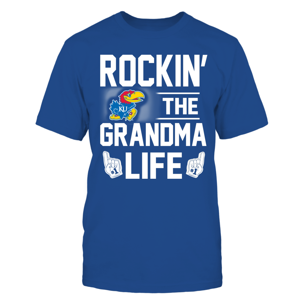 Kansas Jayhawks - Grandma Front picture