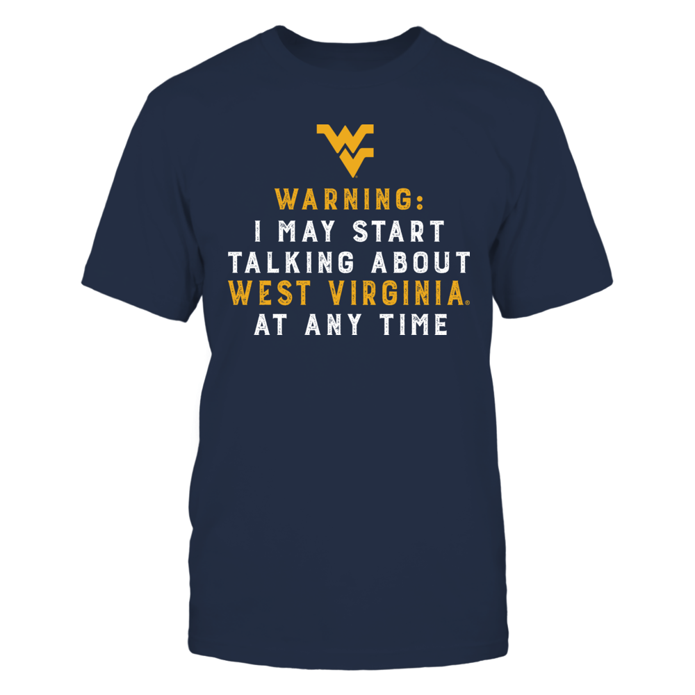West Virginia Mountaineer - Warning Front picture