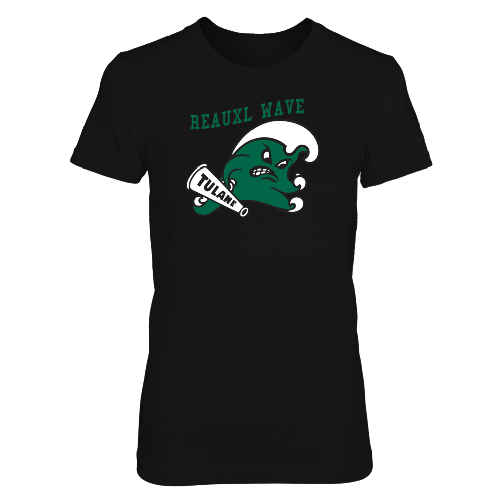 Tulane Green Wave - Reauxl Wave Front picture