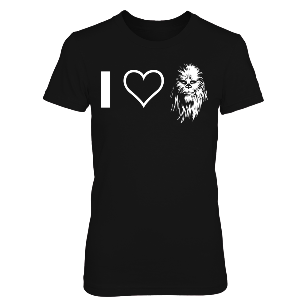 Star Wars - Peace Love Chewbacca Front picture