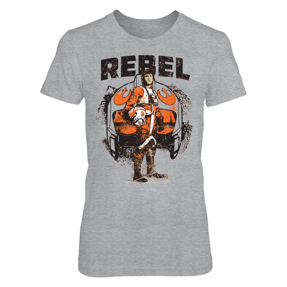 Star Wars - Rebel 'Til I Die Front picture