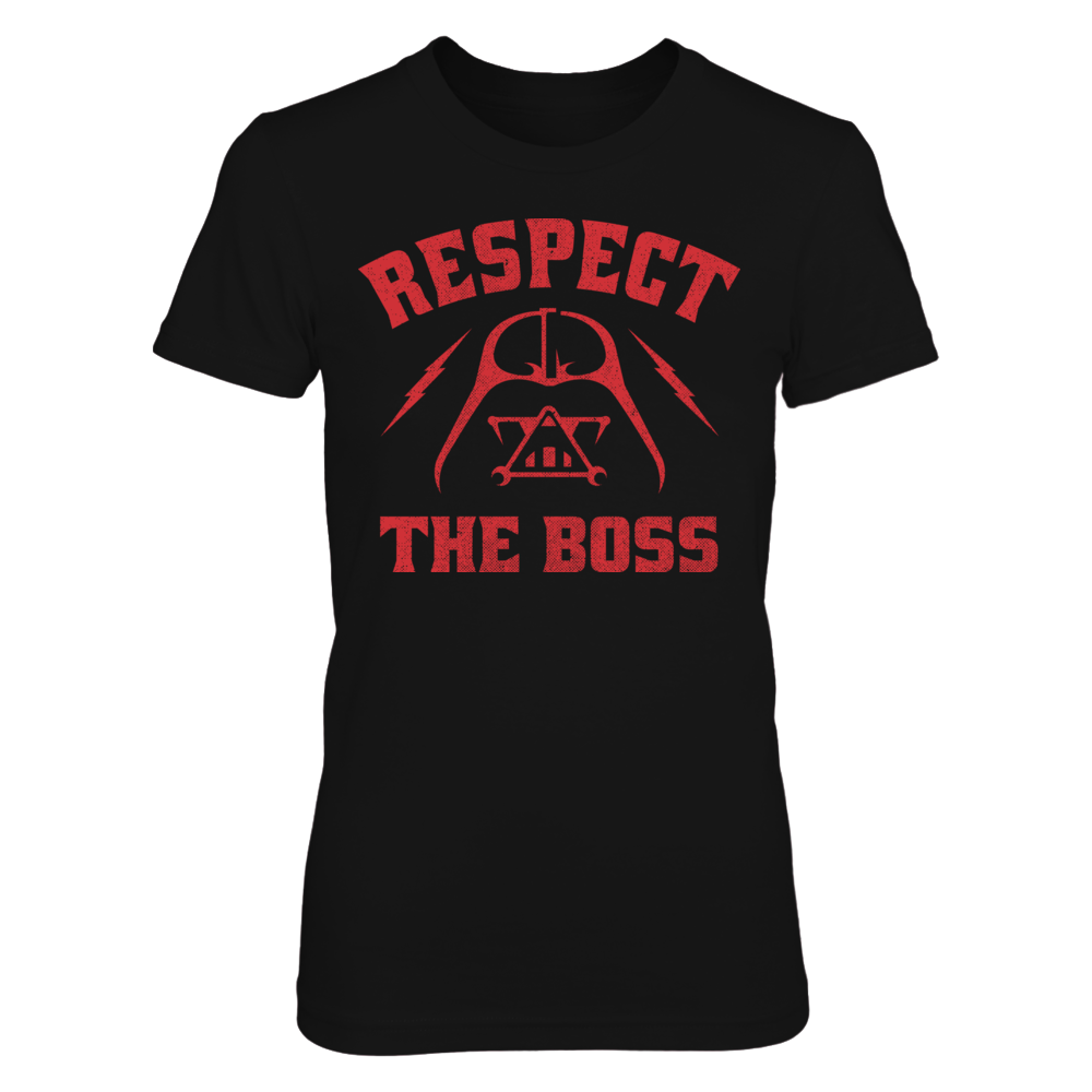 Star Wars - Darth Vader Respect The Boss Front picture