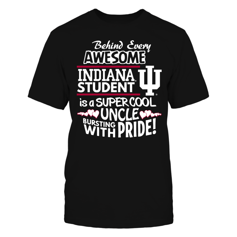 Indiana University Super Cool Uncle Front picture