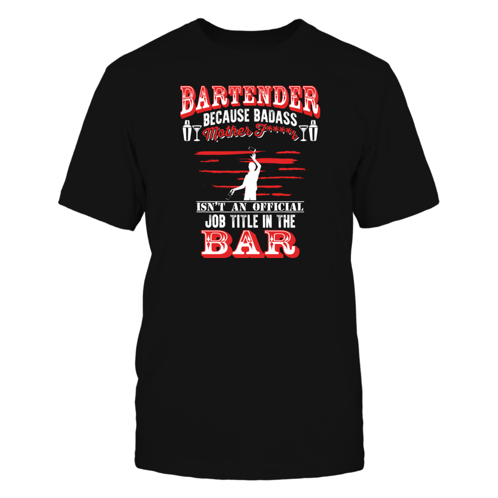TShirt Hoodie BARTENDER OCCUPATION FanPrint