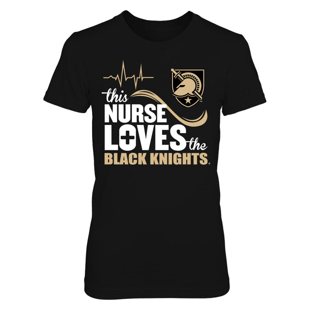 This Nurse Loves - The Black Knights Front picture