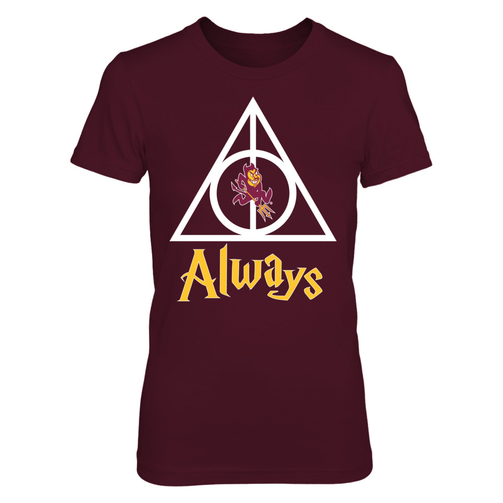 Arizona State Sun Devils - Deathly Hallows Front picture