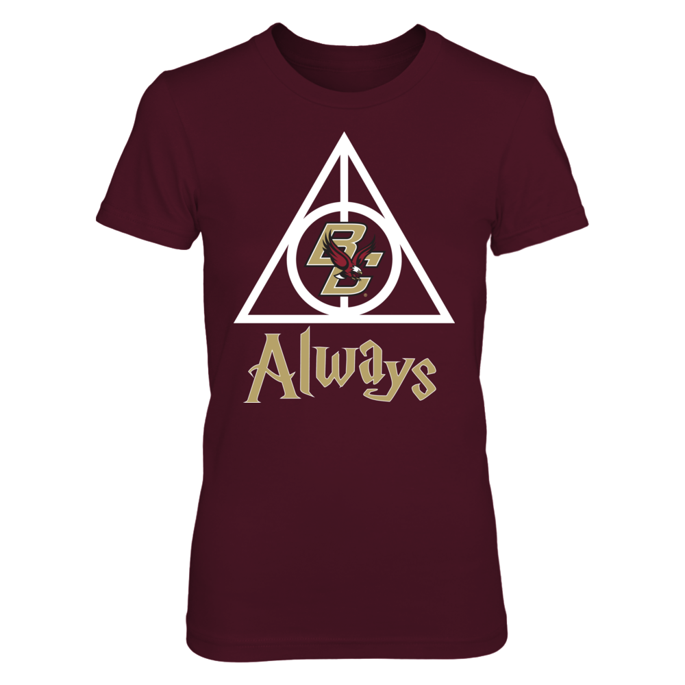 Boston College Eagles - Deathly Hallows Front picture
