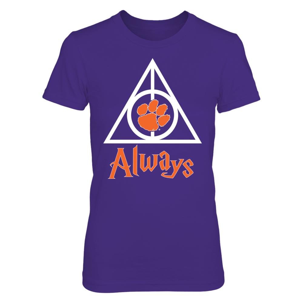 Clemson Tigers - Deathly Hallows Front picture