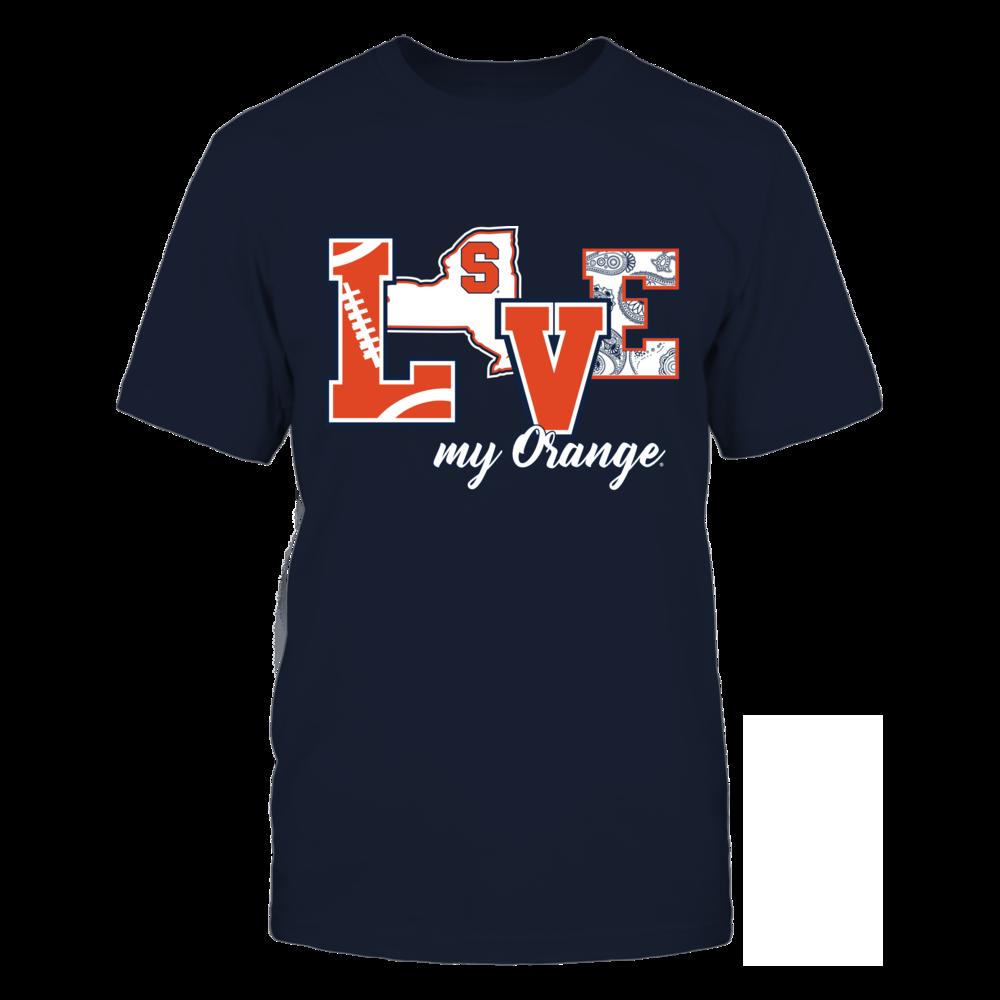 Syracuse Orange - Love My Orange Front picture