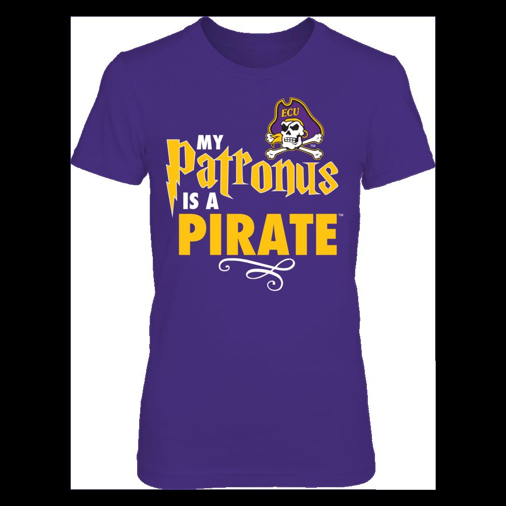 East Carolina Pirates East Carolina Pirates - My Patronus FanPrint