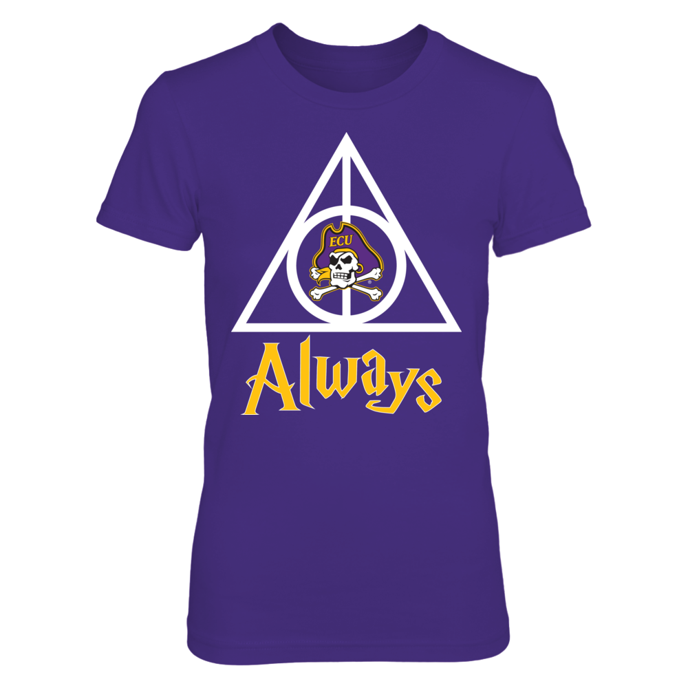 East Carolina Pirates - Deathly Hallows Front picture