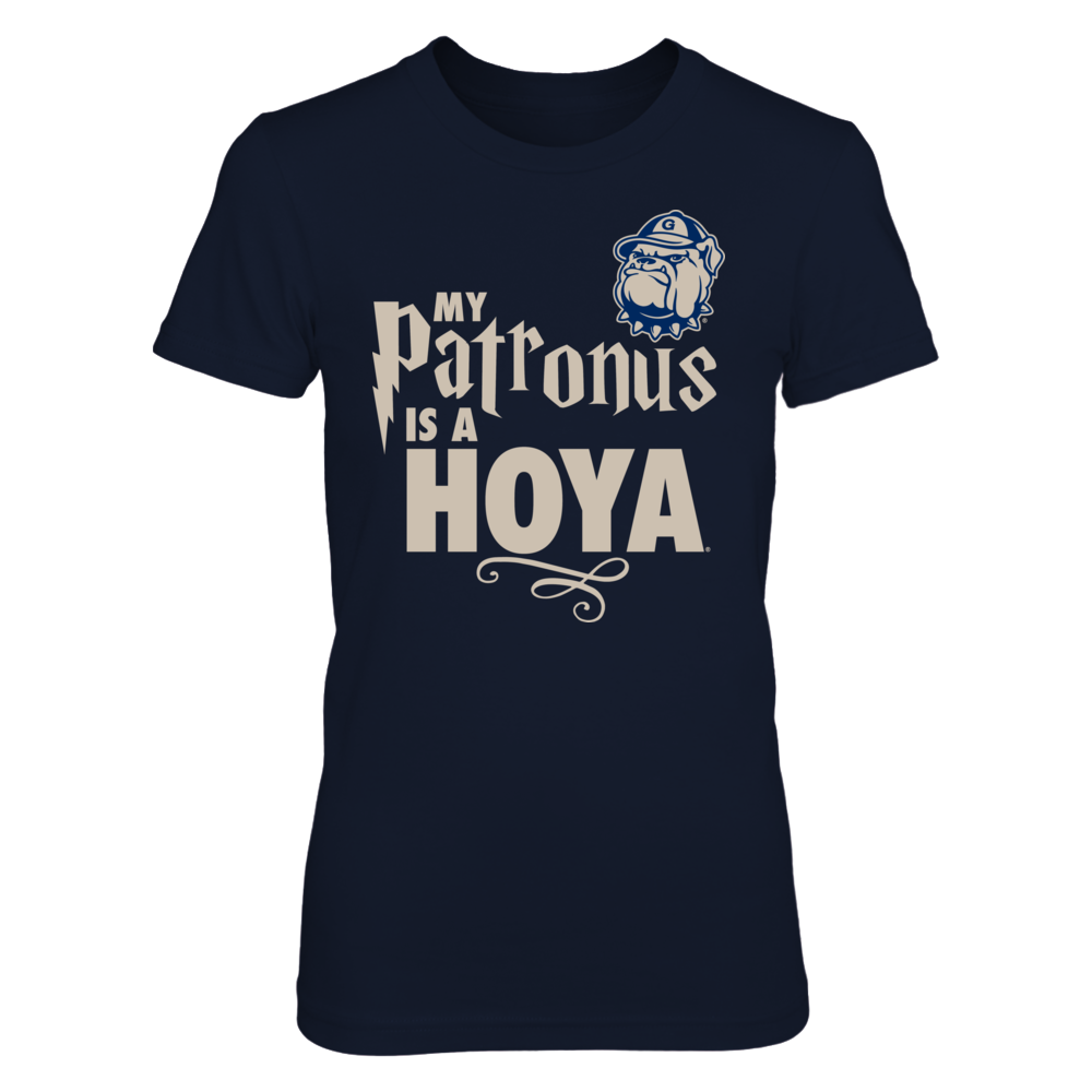 Georgetown Hoyas - My Patronus Front picture