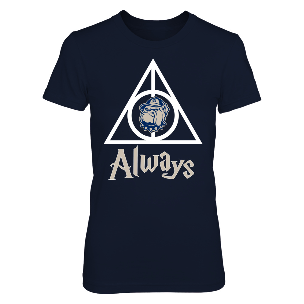 Georgetown Hoyas Georgetown Hoyas - Deathly Hallows FanPrint