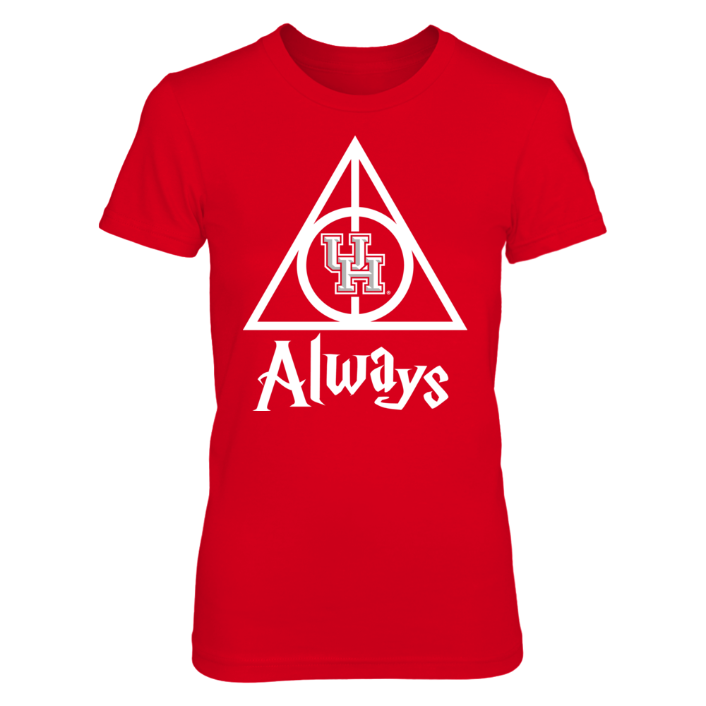 Houston Cougars - Deathly Hallows Front picture