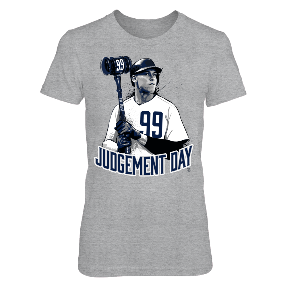 Aaron Judge Judgement Day - Aaron Judge FanPrint