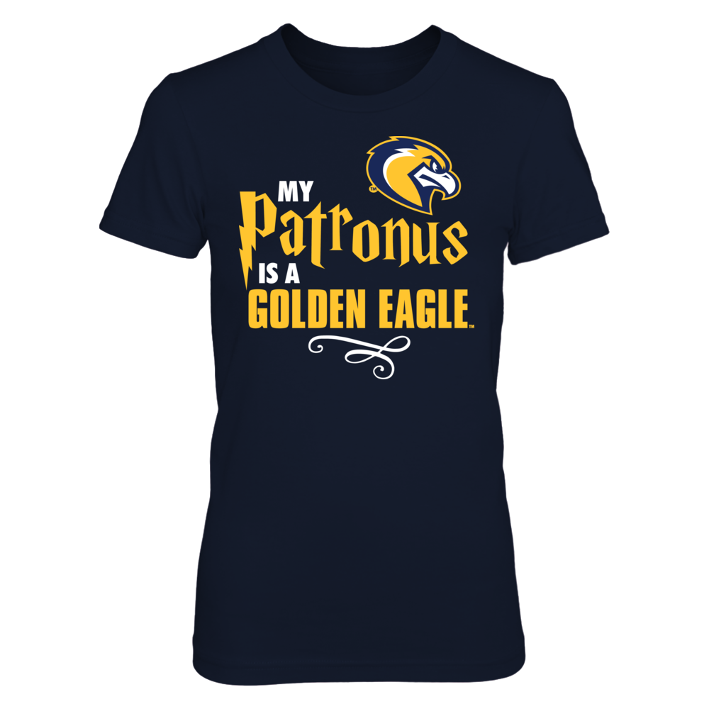 Marquette Golden Eagles Marquette Golden Eagles - My Patronus FanPrint