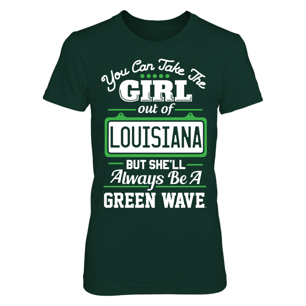 Tulane Green Wave - Take Her Out Front picture