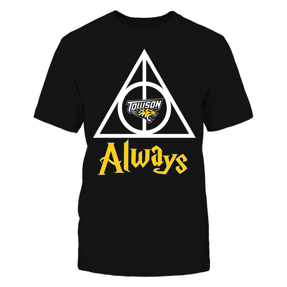 Towson Tigers Towson Tigers - Deathly Hallows FanPrint