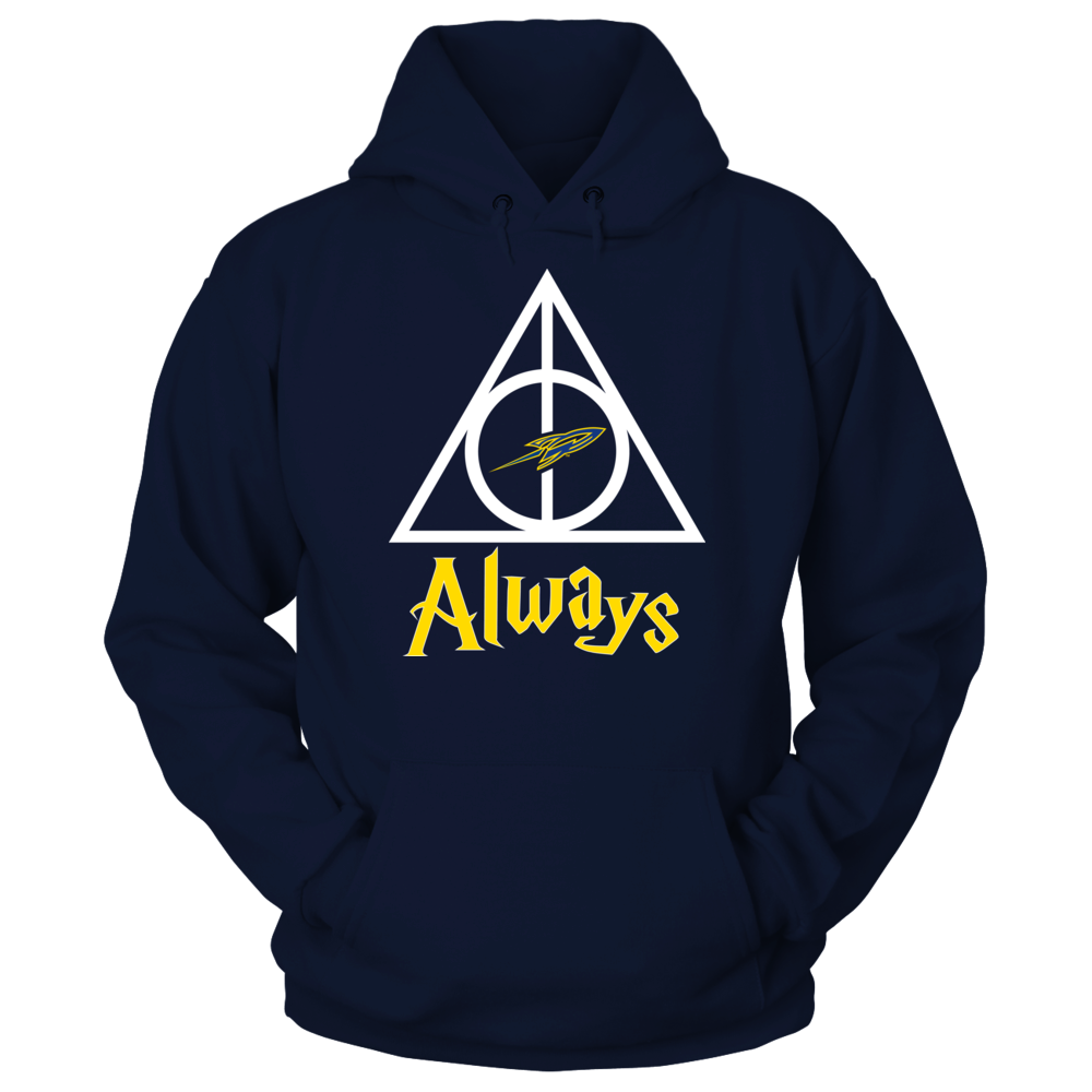Toledo Rockets Toledo Rockets - Deathly Hallows FanPrint