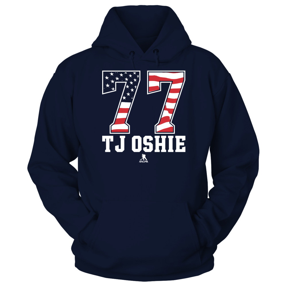 TJ Oshie - Show Your Pride Front picture