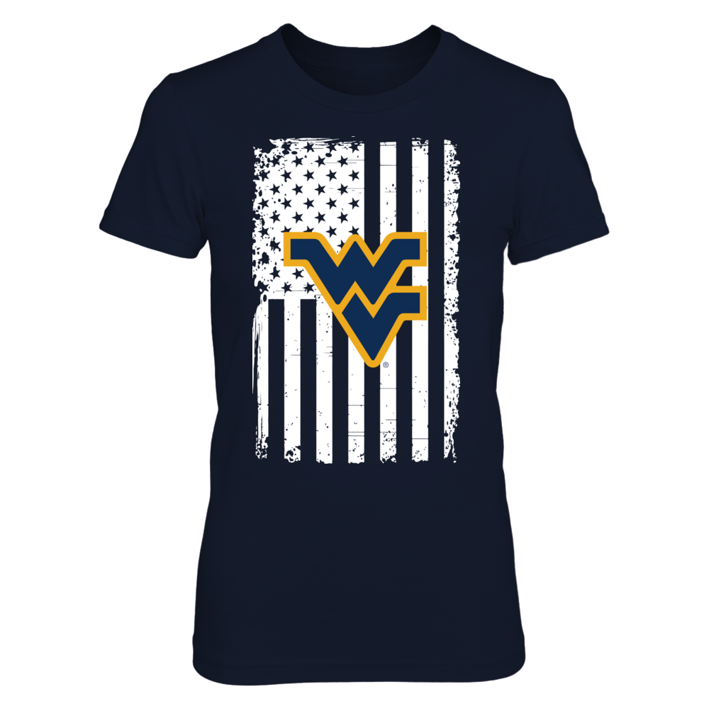 West Virginia Mountaineers - Show Your Pride Front picture
