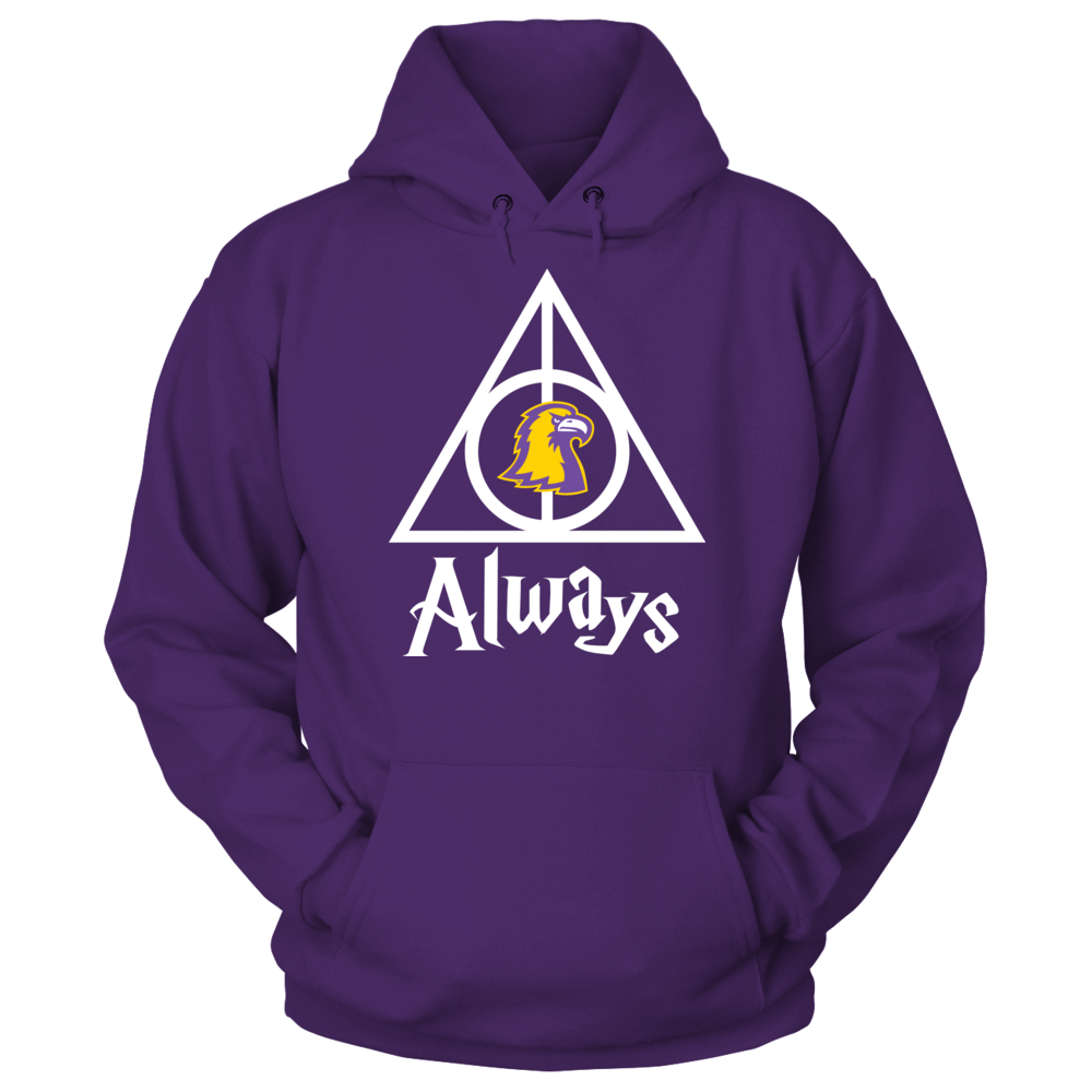 Tennessee Tech Golden Eagles - Deathly Hallows Front picture