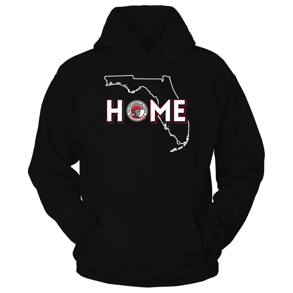 Tampa Spartans - Home With State Outline Front picture