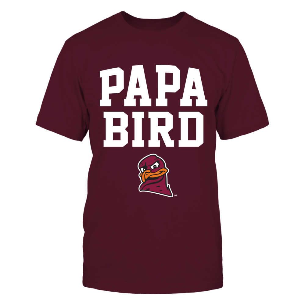 Virginia Tech Hokies - Papa Bird Front picture