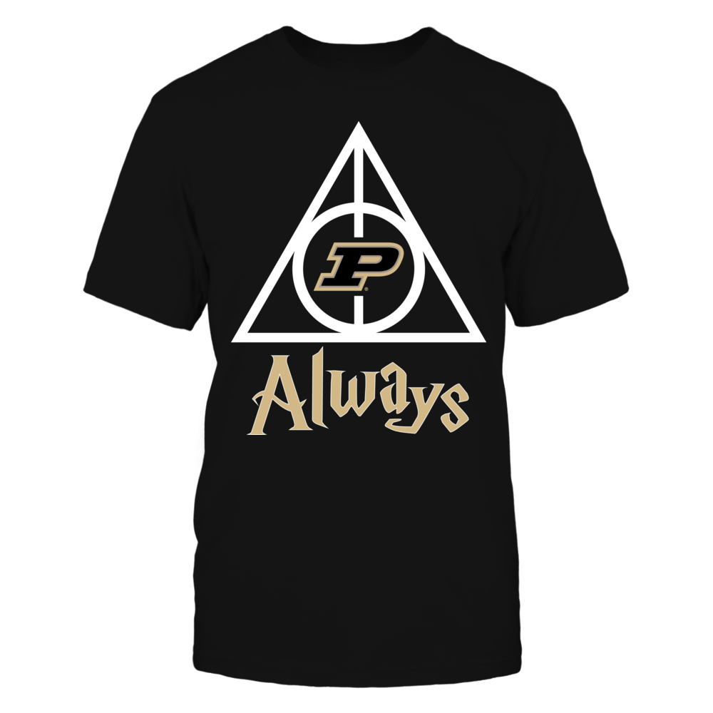 Purdue Boilermakers - Deathly Hallows Front picture