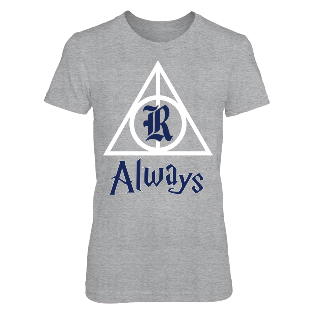 Rice Owls - Deathly Hallows Front picture