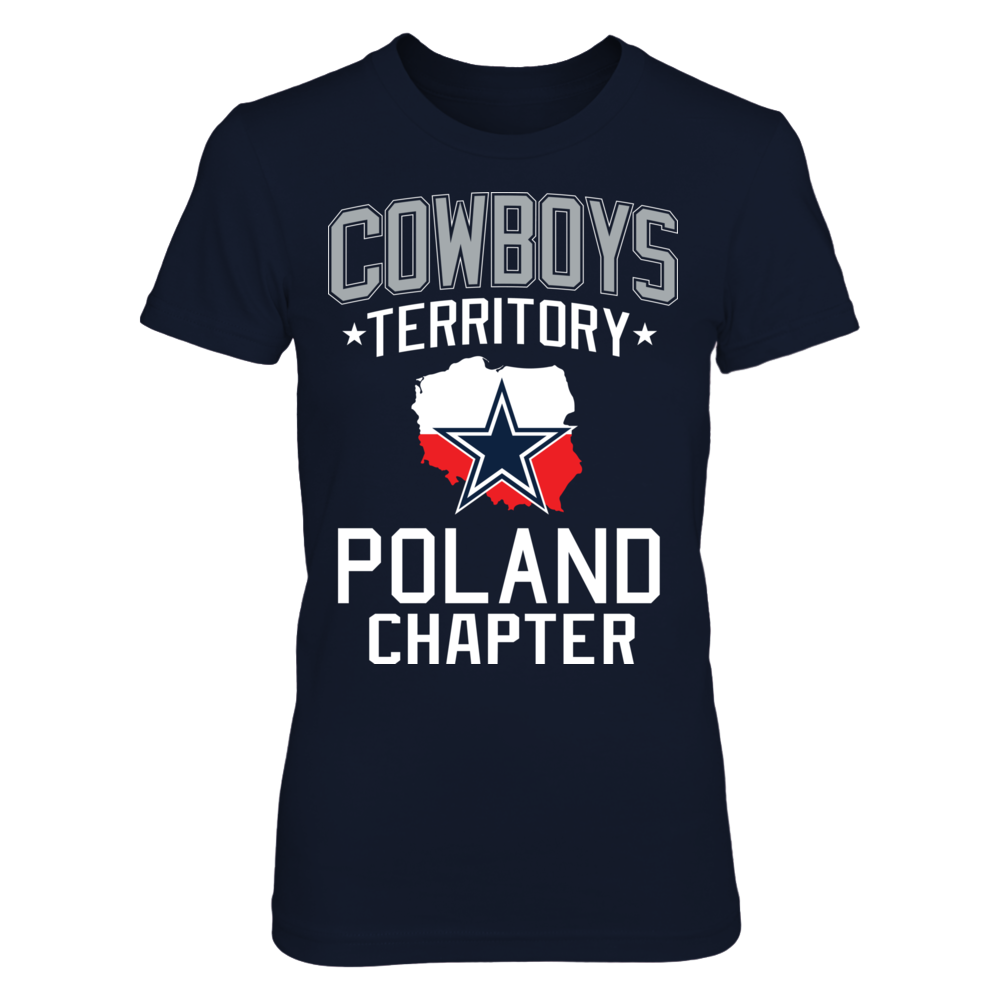 Dallas Cowboys Dallas Cowboys - Cowboys Territory Poland Chapter FanPrint