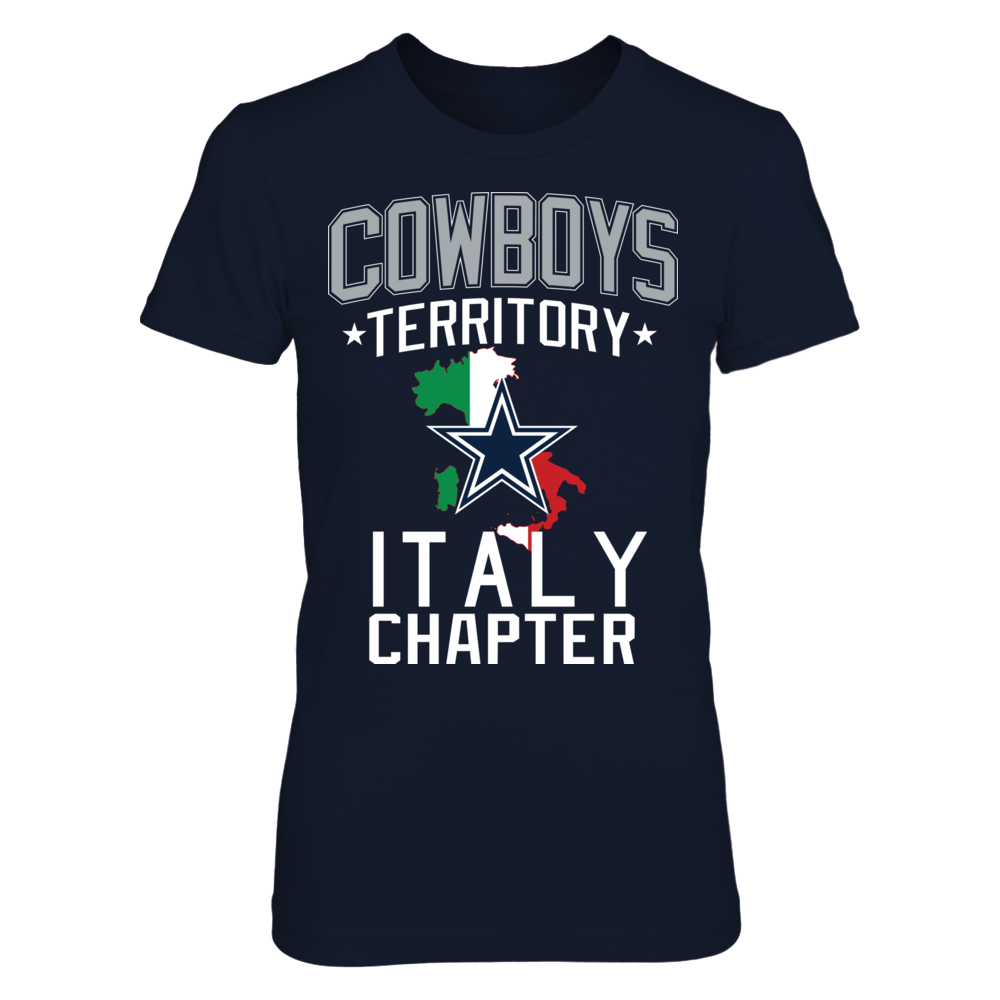 Dallas Cowboys - Cowboys Territory Italy Chapter Front picture