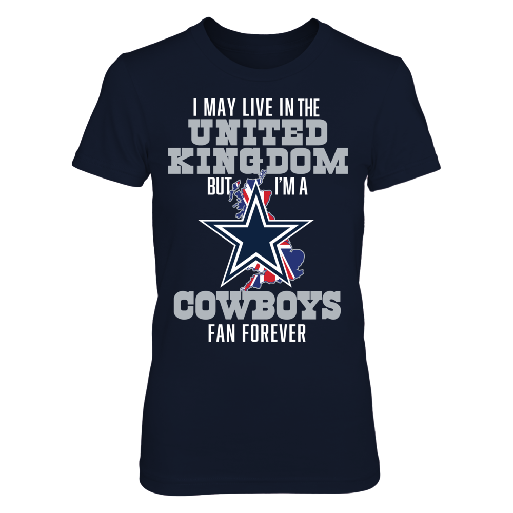 Dallas Cowboys - May Live In United Kingdom Front picture