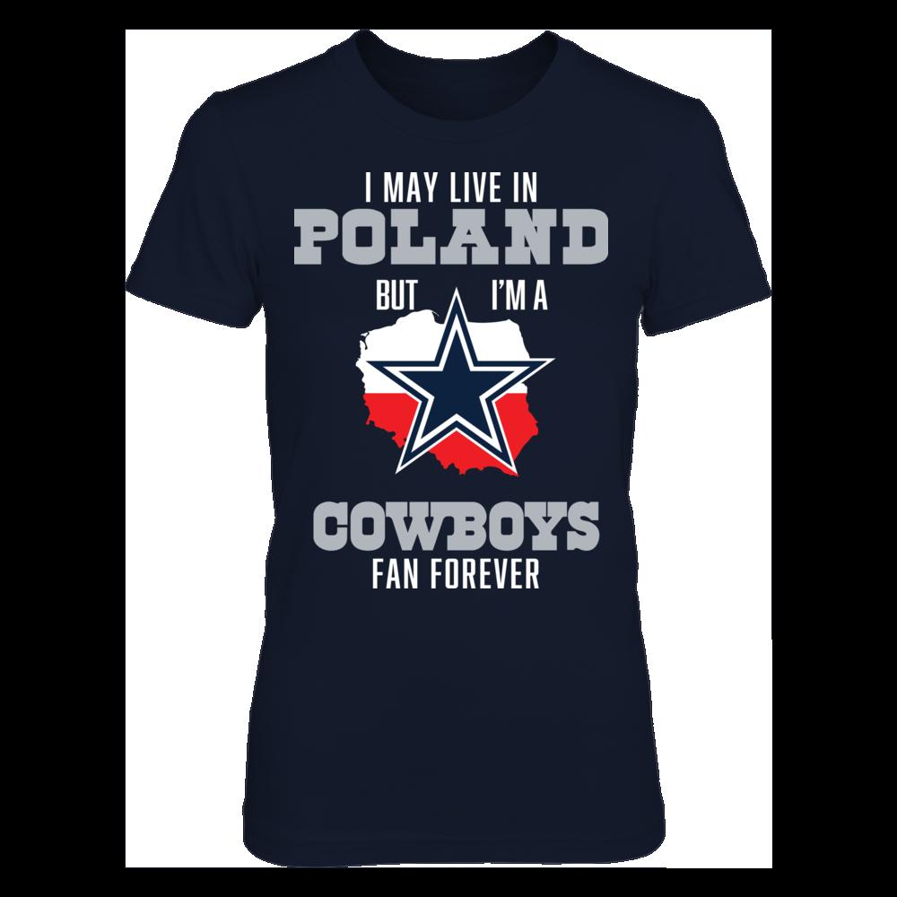 Dallas Cowboys Dallas Cowboys - May Live In Poland FanPrint