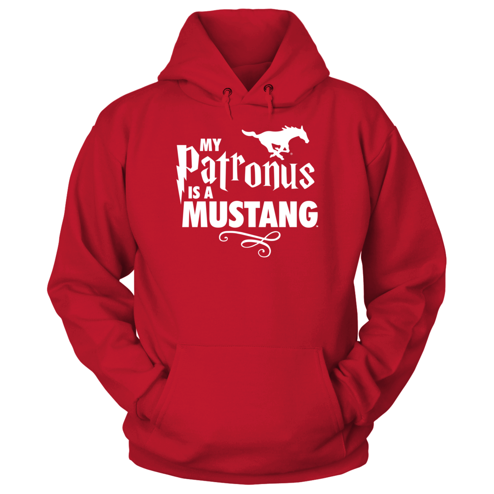 SMU Mustangs - My Patronus Is Front picture