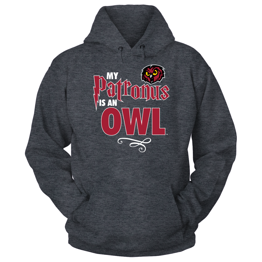 Temple Owls Temple Owls - My Patronus Is FanPrint