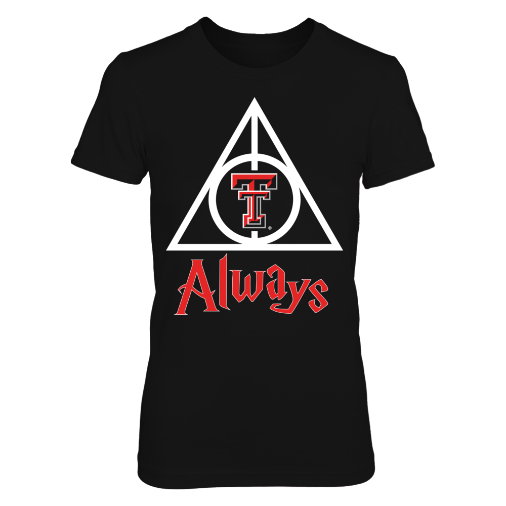 Texas Tech Red Raiders - Deathly Hallows Front picture