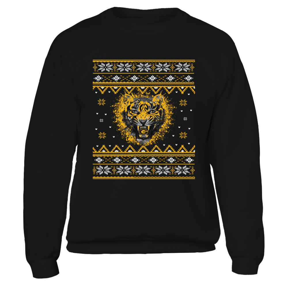 Grambling State Tigers - Tigers Ugly Sweater Front picture
