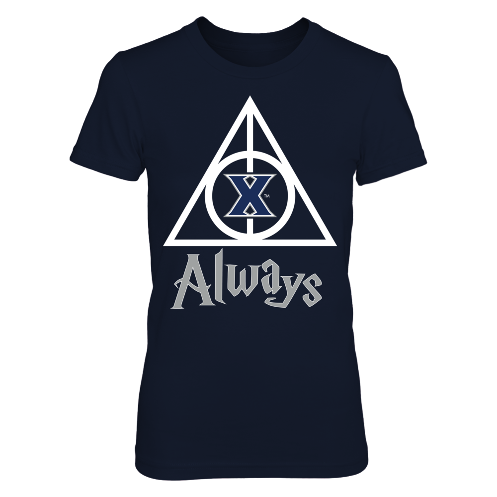 Xavier Musketeers - Deathly Hallows Front picture
