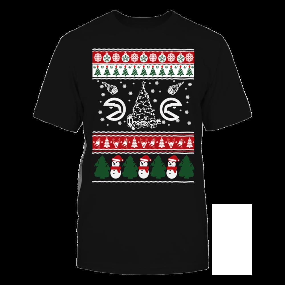 TShirt Hoodie Atlanta hawks - Awesome christmas sweater for fa T-Shirt FanPrint